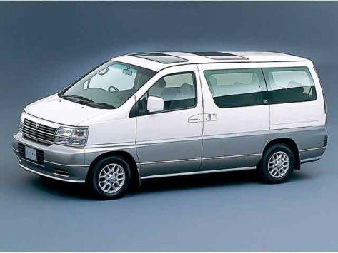 Nissan Homy Elgrand (E50) 05.1997 - 07.1999