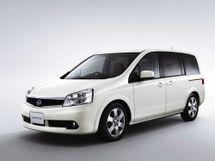 Nissan Lafesta рестайлинг, 1 поколение, 05.2007 - 12.2012, Минивэн