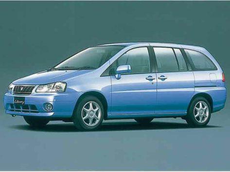 Nissan Liberty (M12) 11.1998 - 04.2001