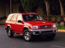 Nissan Pathfinder рестайлинг, 2 поколение, 01.1999 - 01.2002, Джип/SUV 5 дв.
