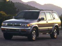 Nissan Pathfinder 1995, джип/suv 5 дв., 2 поколение, R50