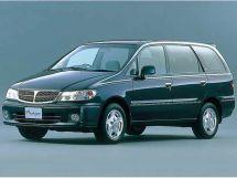 Nissan Presage 1998, минивэн, 1 поколение, U30