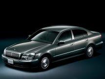 Nissan President 2003, седан, 4 поколение, PGF50