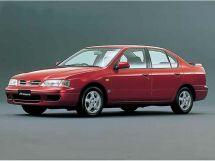 Nissan Primera 1995, седан, 2 поколение, P11