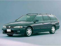 Nissan Primera рестайлинг 1997, универсал, 2 поколение, P11