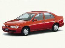 Nissan Pulsar 1995, седан, 5 поколение, N15