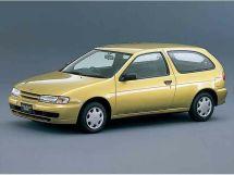 Nissan Pulsar 1995, хэтчбек 3 дв., 5 поколение, N15