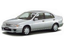 Nissan Pulsar рестайлинг 1997, седан, 5 поколение, N15