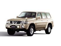 Nissan Safari 2-й рестайлинг 2002, джип/suv 5 дв., 2 поколение, Y61