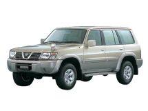 Nissan Safari рестайлинг 1999, джип/suv 5 дв., 2 поколение, Y61