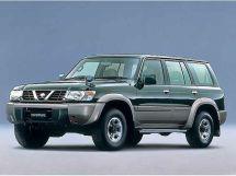 Nissan Safari 1997, джип/suv 5 дв., 2 поколение, Y61
