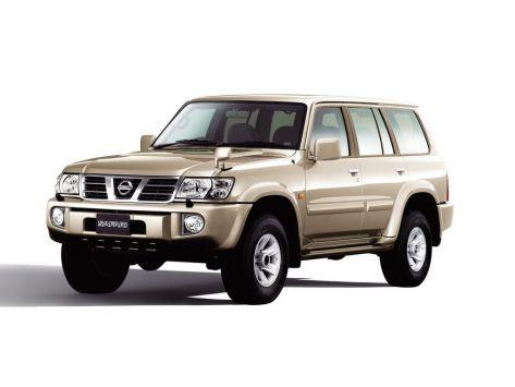 Nissan Safari (Y61) 11.2002 - 07.2004