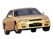 Nissan Skyline рестайлинг 1996, седан, 9 поколение, R33