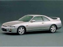 Nissan Skyline рестайлинг 1996, купе, 9 поколение, R33