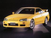 Nissan Skyline 1998, купе, 10 поколение, R34