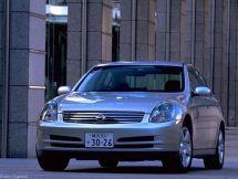Nissan Skyline 2001, седан, 11 поколение, V35