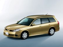 Nissan Wingroad рестайлинг 2001, универсал, 2 поколение, Y11