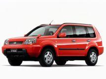 Nissan X-Trail 1 поколение, 10.2000 - 05.2003, Джип/SUV 5 дв.