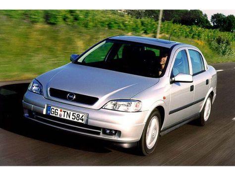 Opel Astra (G) 02.1998 - 06.2004