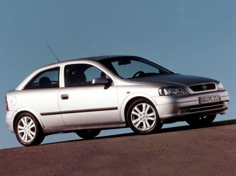 Opel Astra (G) 02.1998 - 03.2004