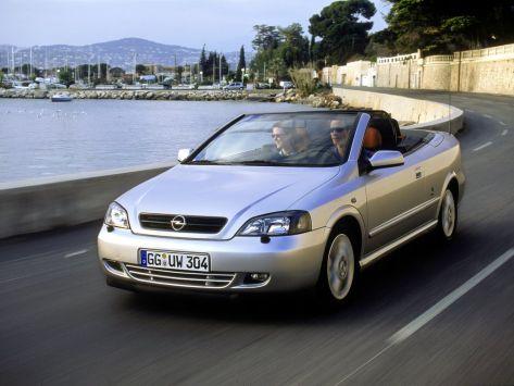 Opel Astra (G) 02.1998 - 12.2005