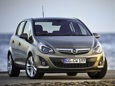 Opel Corsa (D) 11.2010 - 11.2014