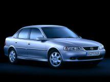 Opel Vectra рестайлинг, 2 поколение, 01.1999 - 04.2003, Седан