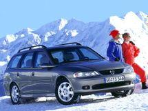 Opel Vectra рестайлинг, 2 поколение, 01.1999 - 02.2002, Универсал