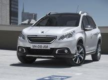 Peugeot 2008 2014, suv, 1 поколение