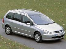 Peugeot 307 2002, универсал, 1 поколение