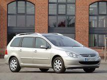 Peugeot 307 2001, универсал, 1 поколение