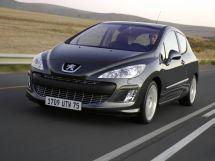 Peugeot 308 2007, хэтчбек 5 дв., 1 поколение, T7