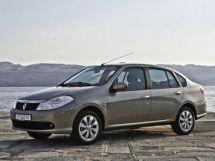 Renault Symbol 2008, седан, 2 поколение