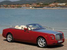 Rolls-Royce Phantom рестайлинг 2009, открытый кузов, 7 поколение