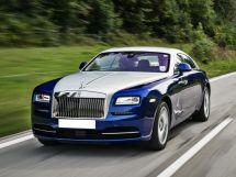 Rolls-Royce Wraith 2013, купе, 2 поколение
