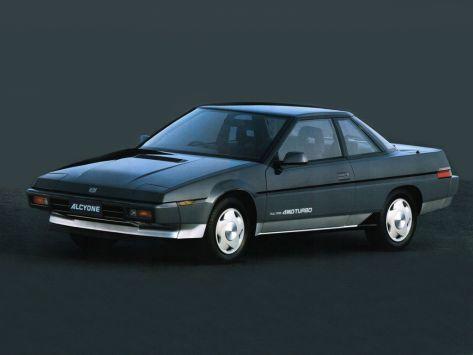 Subaru Alcyone (AX) 06.1985 - 08.1991
