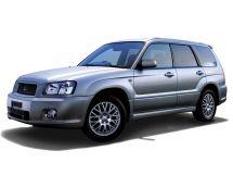 Subaru Forester 2 поколение, 02.2002 - 12.2004, Джип/SUV 5 дв.