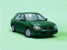 Subaru Impreza рестайлинг, 2 поколение, 11.2002 - 05.2005, Универсал