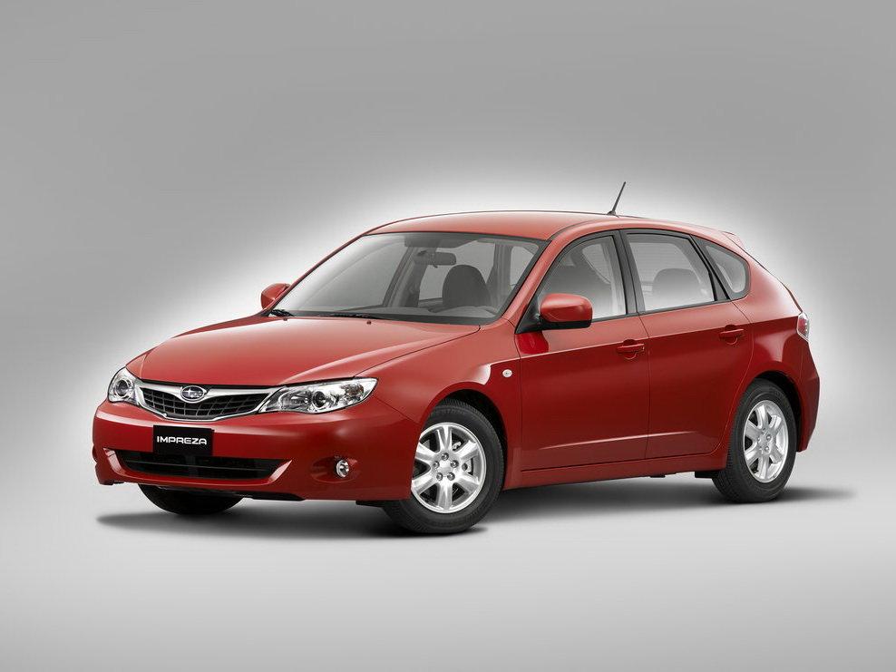 Subaru  полный каталог моделей характеристики отзывы на