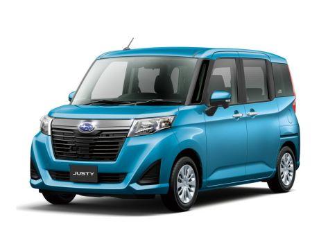 Subaru Justy  11.2016 - 08.2020