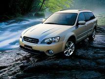 Subaru Outback 3 поколение, 10.2003 - 04.2006, Универсал