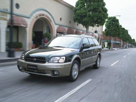 Subaru Outback (BH/B12) 09.1998 - 10.2003