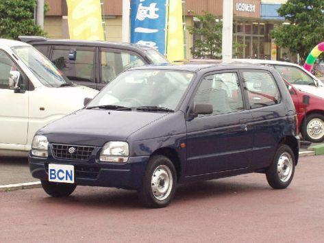 Suzuki Alto  04.1997 - 09.1998