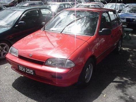 Suzuki Cultus  09.1988 - 06.1991