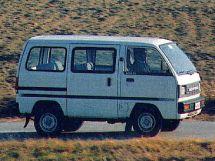 Suzuki Every 1989, минивэн, 2 поколение