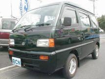 Suzuki Every рестайлинг 1995, минивэн, 3 поколение