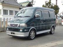Suzuki Every 2001, минивэн, 4 поколение