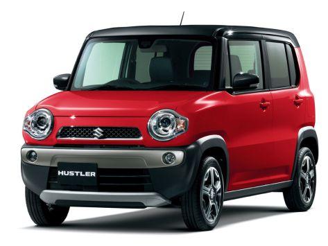 Suzuki Hustler  01.2014 - 12.2019