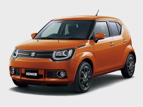 Suzuki Ignis  10.2015 - 01.2020