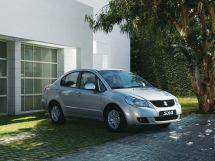 Suzuki SX4 2007, седан, 1 поколение, SX4 Classic